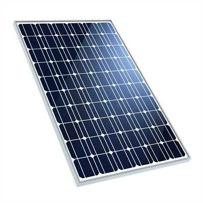 install a solar panel now