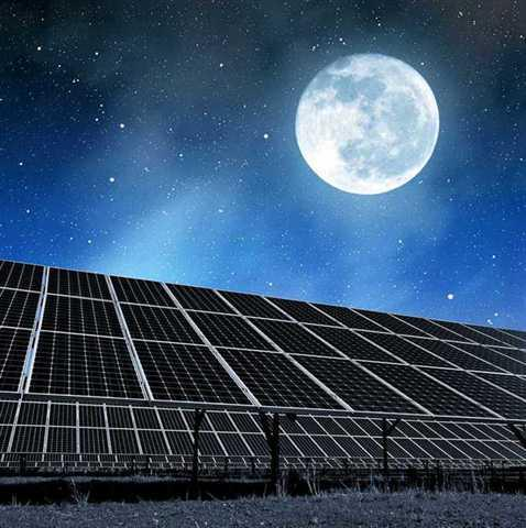 Can Solar Energy Be Stored Used At Night Powertec Solar